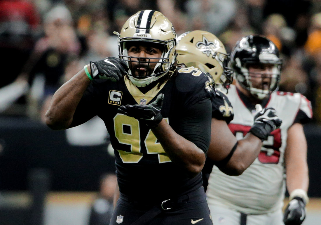 wholesale dealer c0e1d 1f2fd Cam Jordan Is Officially A First Team All-Pro, And I Can't ...